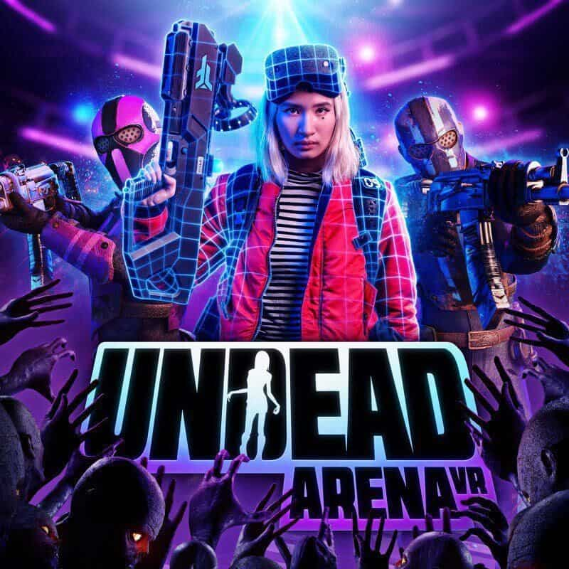 Undead Arean new VR game by Zero Latency